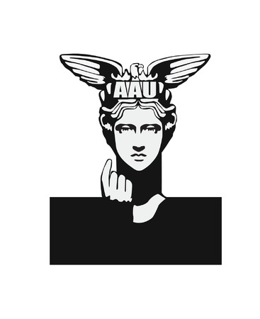 valkyrie: Statue Woman Beckoning Illustration