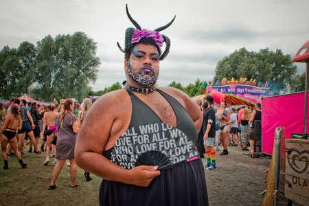 Milkshake Festival Amsterdam at Westerpark - July 2018