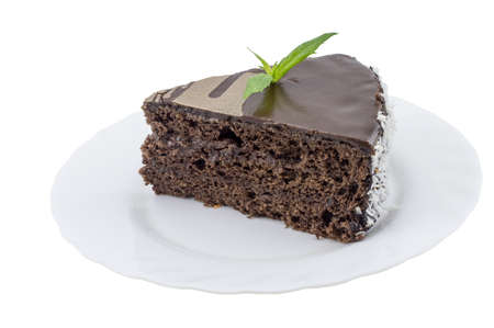 binge: chocolate cake with layers of chocolate mousse