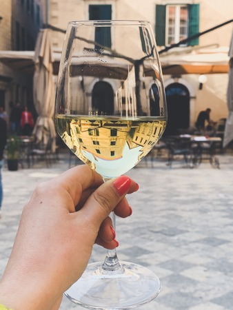 Old Town of Kotor, Montenegro.