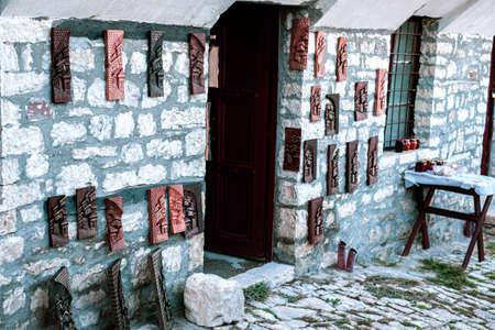 Berat castle Albania sightseeing travel destination