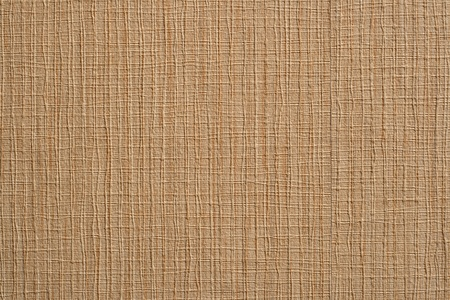 Brown kraft  paper. Corrugated cardboard box. background photo