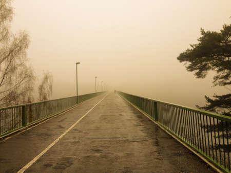 nowhere: Bridge to nowhere