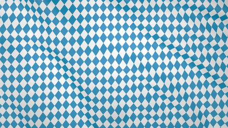 Digitally generated of oktoberfest flag waving, The flag of the oktoberfest flutters in the wind, the animation of the national traditional flag of the oktoberfest, the background, the saver. Imagens