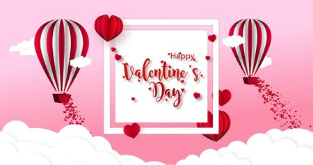 3D Rendering a Valentine's day Romantic greeting card. Declaration of Love and Care. Lovers holiday concept Vday. 版權商用圖片