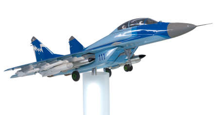 Model of an aircraft photo