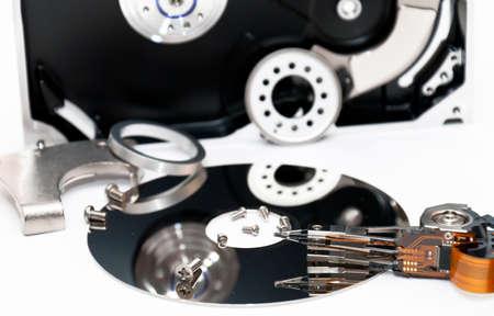 Hard Disk Details Stock Photo - 10468532