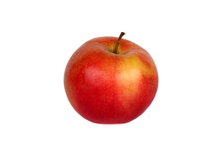 赤いリンゴ 写真素材