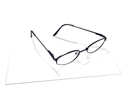 eyewear: pair of eyeglasses Illustration