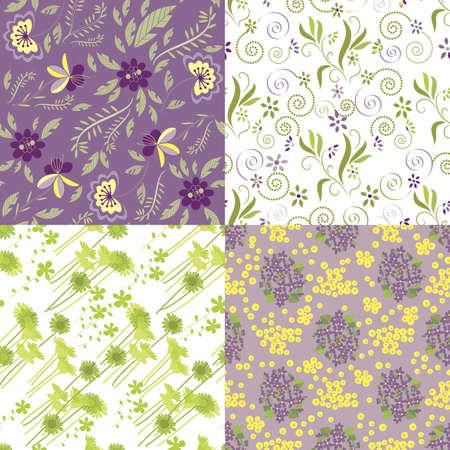 matching: Coincidencia de patrones florales