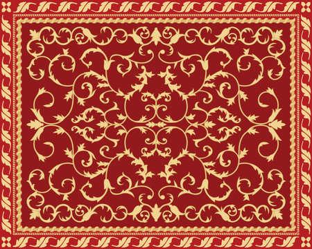 깔개: 과거의 시간 카펫