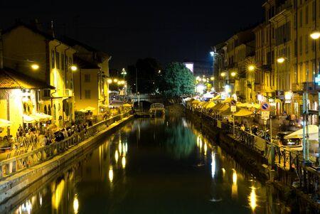 Navigli Milánóban