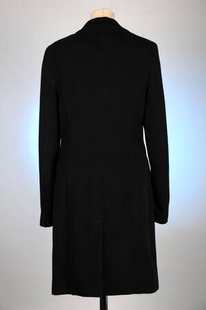 padding: Women coat Stock Photo