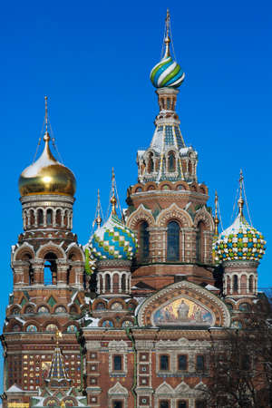 mortally: St. Petersburg, Church of the Savior on the Blood of Christ, erected in memory of the fact that this place 1 [13] in March 1881 as a result of the attempt was mortally wounded Emperor Alexander II