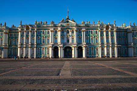 st  petersburg: St. Petersburg, Winter Palace, historical showplace Editorial