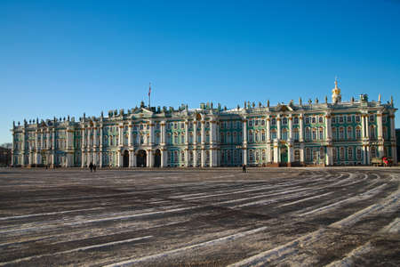 and st petersburg: St. Petersburg, Winter Palace, historical showplace Editorial