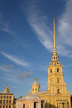 st  petersburg: St. Petersburg, Peter and Paul Cathedral