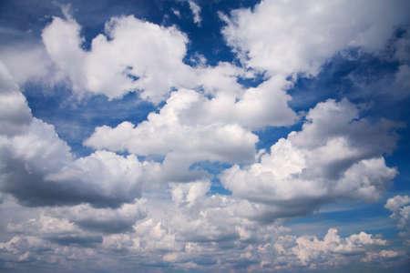 overcast: Cloudy sky on a overcast day