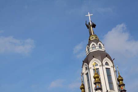 Church of St. John the Baptist in Dnepropetrovsk, Ukraine