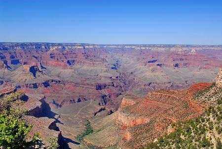 Scenic view of Grand Canyon national park, Arizona, USA