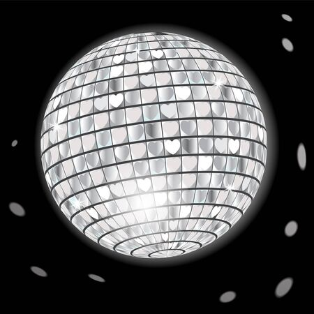 Disco ball Stock Vector - 10601491