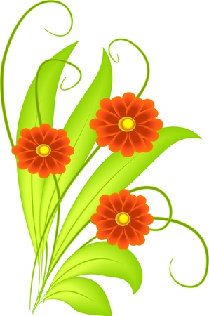 Vektor flowers