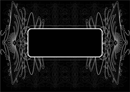 Vintage background with copy-space for text Stock Vector - 10713133