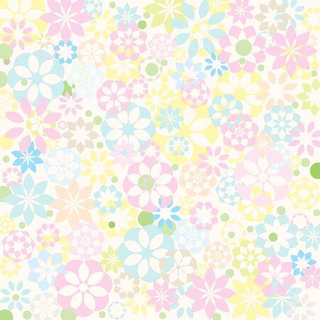 Pastel Flower Texture