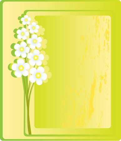 Floral background Stock Vector - 10541020