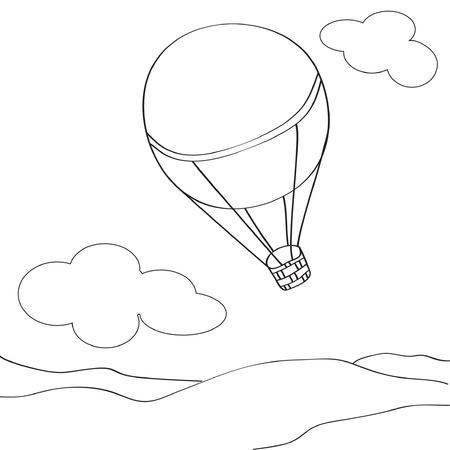 pending: Air Balloon