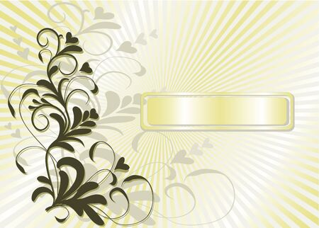 Vintage background Stock Vector - 10541023