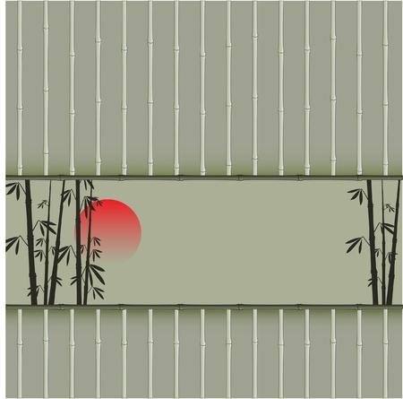 작은 숲: 대나무 디자인