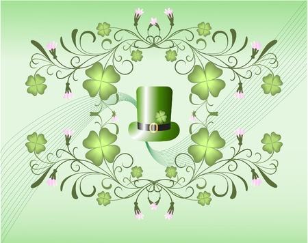 three leafed: Leprechaun