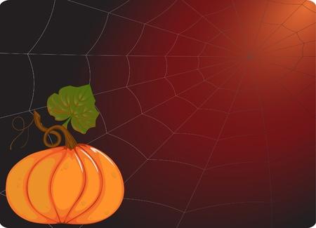 luminescence: The Halloween Pumpkin Illustration