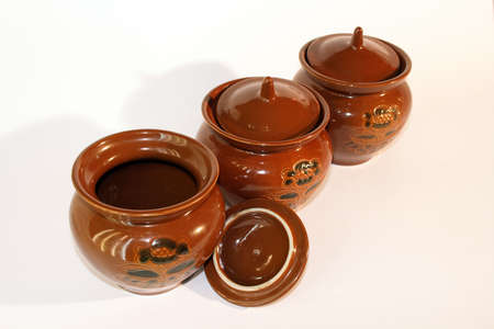 stock photo one of the items of ukrainian cookery Banco de Imagens