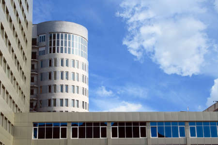 modern building of Saratov agricultural university Russia  photo