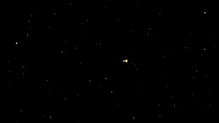 Albireo Star Beta Cygnus, is a double star, topaz yellow and sapphire blue star situated in the beak of the Swan constellation.