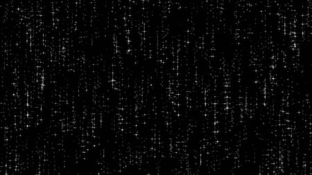 hi resolution: Silver stars Decoration background, hi resolution stars on black background. Decoration background