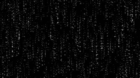 hi resolution: Silver stars Decoration background, hi resolution stars on black background. Decoration background