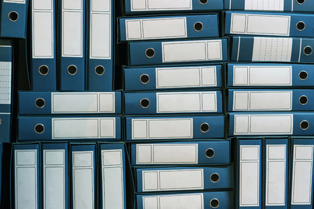 bureaucracy: Binders Archive, Ring Binders, Bureaucracy