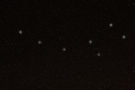 ursa minor: Ursa Minor, Little Dipper Constellation, Little Bear