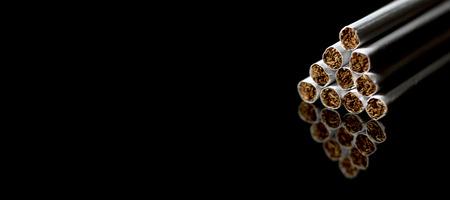 Tobacco Cigarettes Background