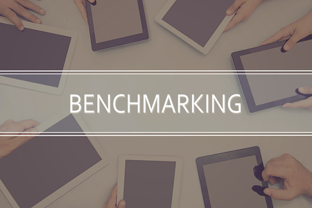 BENCHMARKING CONCEPT Business Concept.