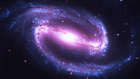 Barred spiral galaxy in the constellation Eridanus. NGC 1300.