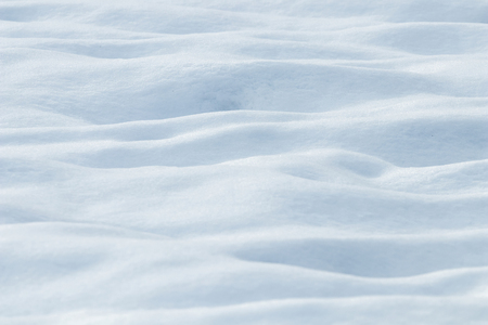 Deep snow drifts Winter background Фото со стока - 114894516