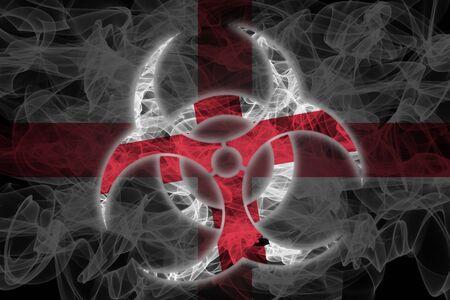 Biohazard England, Biohazard from England, England Quarantine