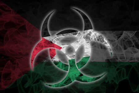 Biohazard Palestine, Biohazard from Palestine, Palestine Quarantine