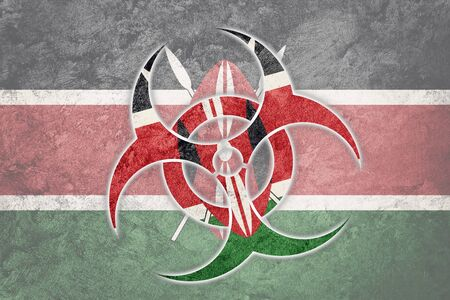 Biohazard Kenya, Biohazard from Kenya, Kenya Quarantine