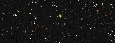 Deep Field Galaxies, . Retouched .