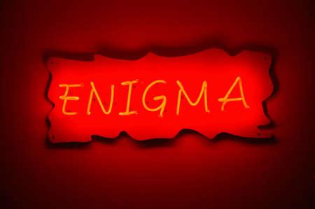 enigma: enigma sign